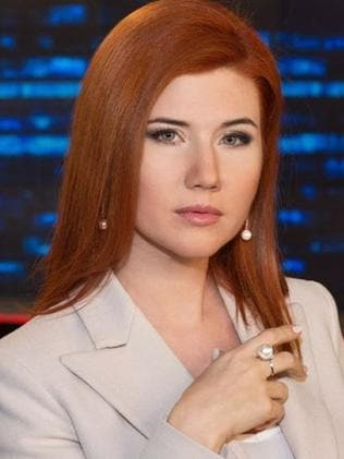 Anna Chapman was traded for Sergei Skripal in 2010. Picture: Instagram
