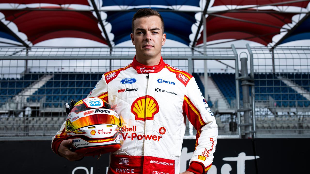 Three-peat on for Scott McLaughlin?