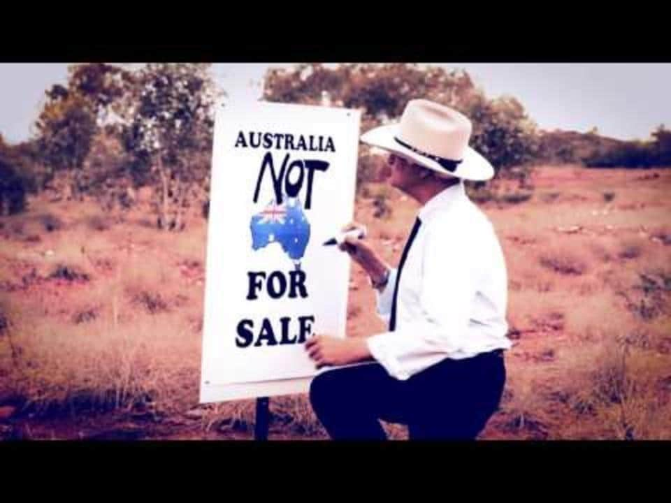 Bob Katter Releases Bizarre Election Advert, Features Gun