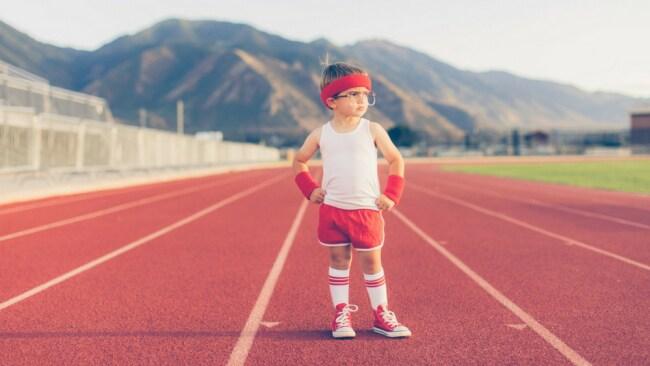 Love is a marathon, not a sprint. Image: iStock.