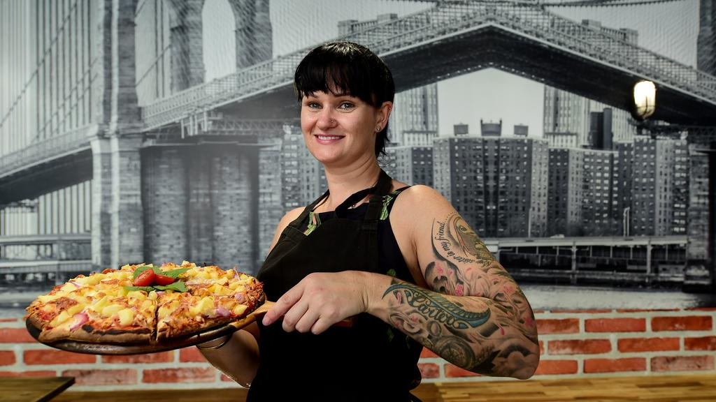 Townsville: new Flamin Good Pizza opens in Central Village