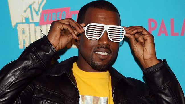 How could you, Kanye? Picture: Scott Gries/Getty Images
