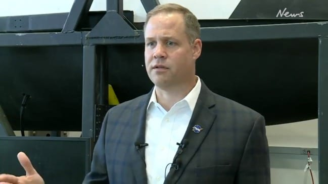 "NASA administrator: ""Pluto is a planet!"""