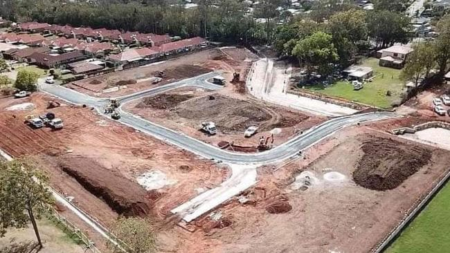 "Boondall, Brisbane house and land package in a ""very boutique development"", described as a ""parcel of rare available land""."