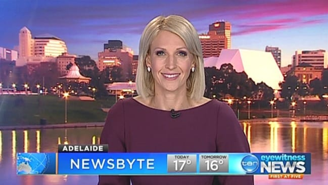Adelaide's Lunchtime Newsbyte - 27.9.18