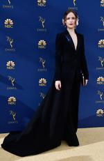 Evan Rachel Wood attends the 70th Emmy Awards at Microsoft Theater on September 17, 2018 in Los Angeles, California. (Photo by Frazer Harrison/Getty Images)