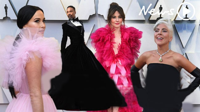 1502154238 Oscars 2019 fashion  Ruffles and Riches on the Academy Awards Red Carpet0 55