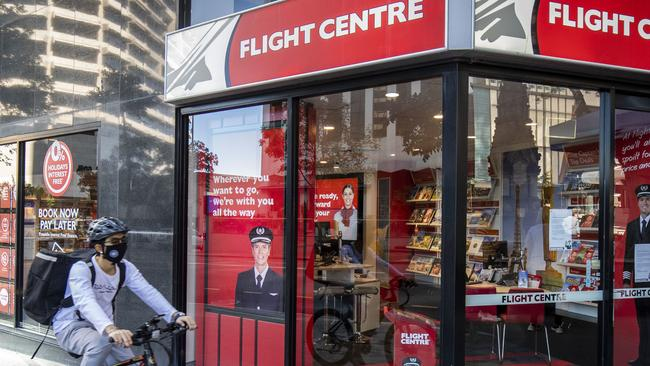 Flight Centre's $850 million loss as travel industry suffers from COVID-19 downturn – NEWS.com.au