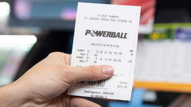 Powerball lottery $40 million jackpot results | Lotto winning numbers