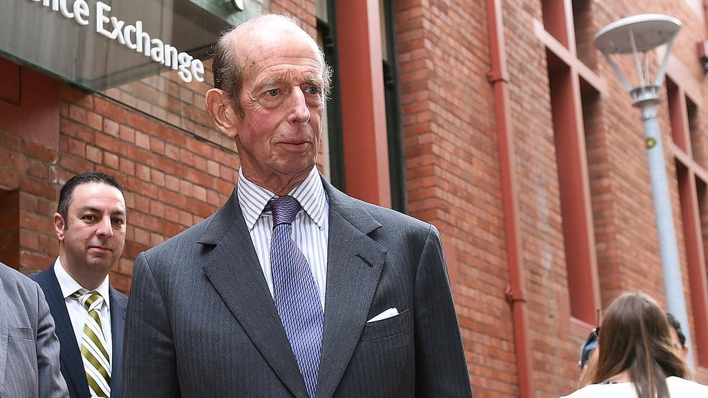 Duke of Kent, Prince Edward, involved in car crash with ...
