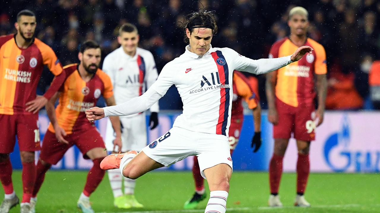Cavani looks set for a big-money move away from Paris