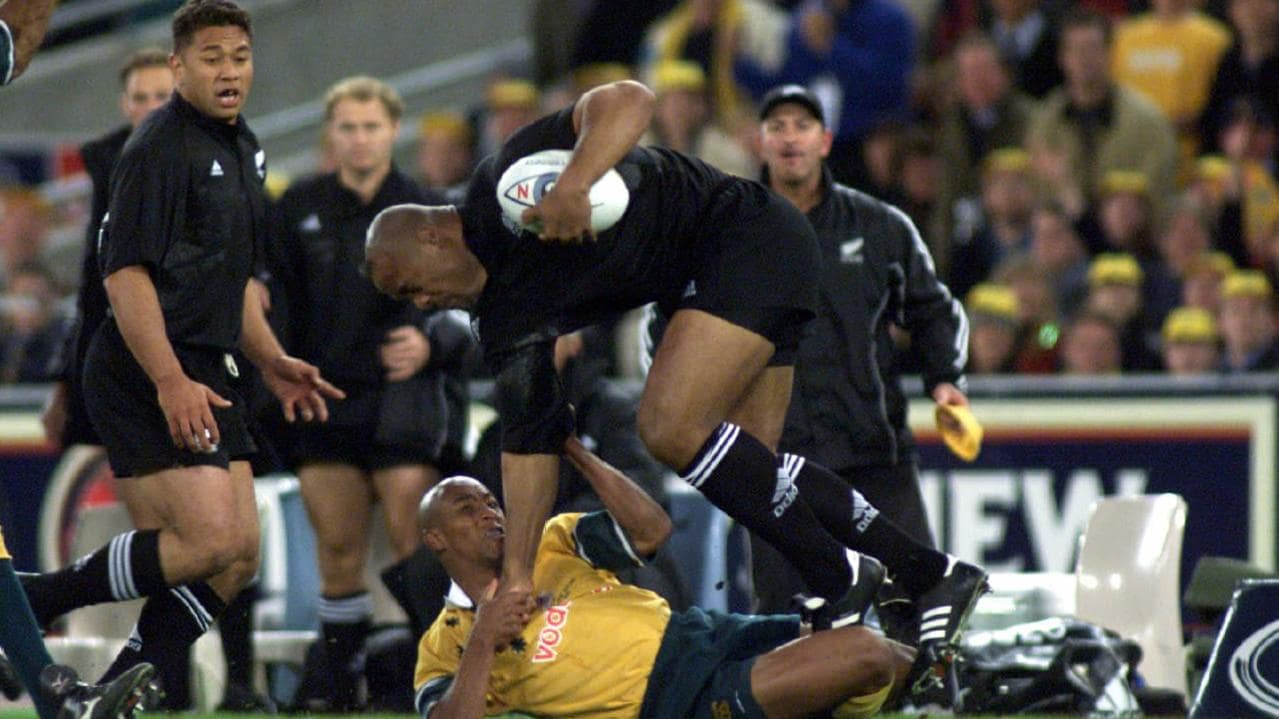 George Gregan's crucial intervention.