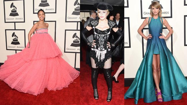Grammys red carpet: Hits and misses