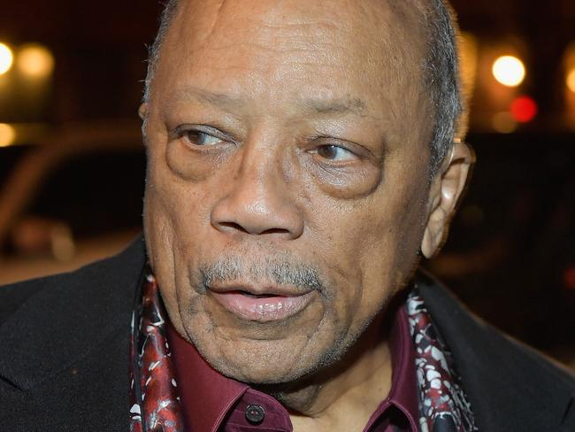 The family of Michael Jackson believe that Quincy Jones is suffering from dementia due to comments he made last week. Picture: Getty