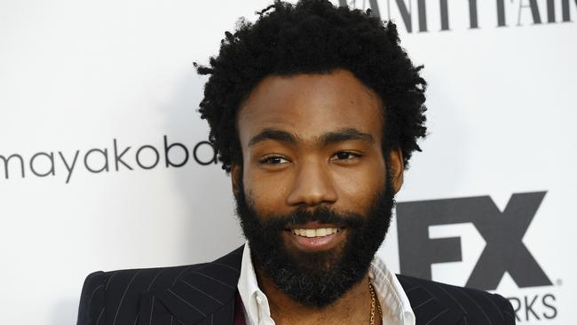 Donald Glover. Picture: AP