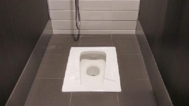 Squat Toilets In Australian Taxation Office S Box Hill