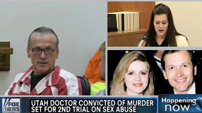 Dr. Martin MacNeill charged with sexually abusing daughter