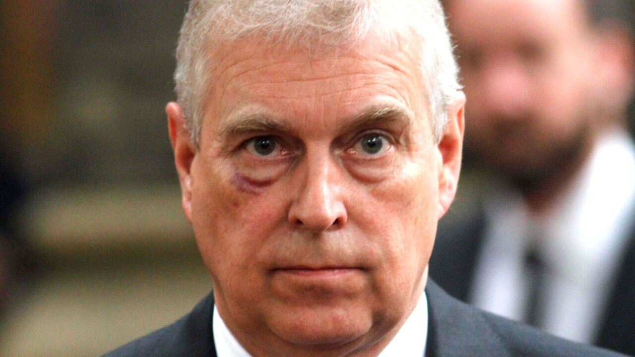 Charities cut ties with Prince Andrew
