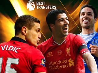 Hard-as-nails defenders to showstopping strikers: Best ever January deals