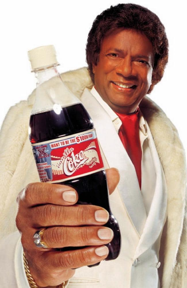 The 50s had Elvis, 2005 had Kamahl.
