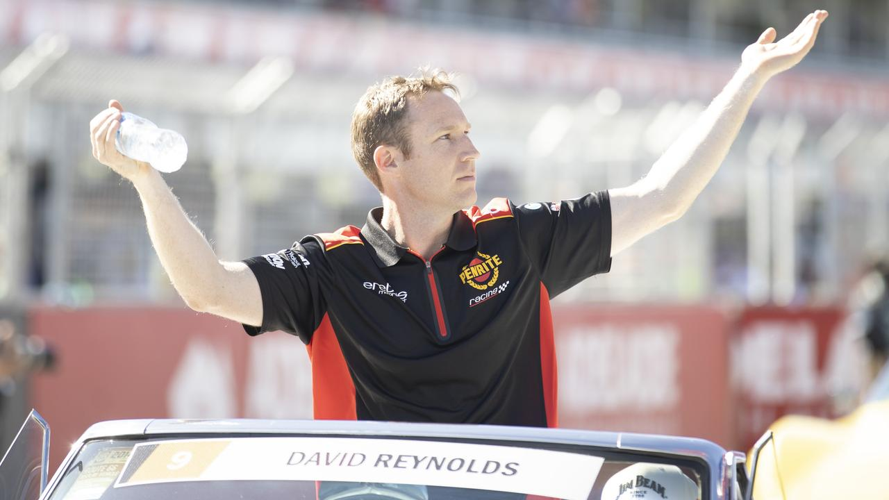 David Reynolds is into his fifth season with Erebus Motorsport. Pic: Edge Photographics