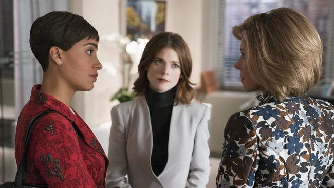 The Good Fight is a spin-off from The Good Wife, but you don't need to have seen the original series