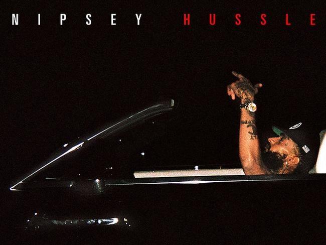 Nipsey Hustle's Grammy nominated album Victory Lap.