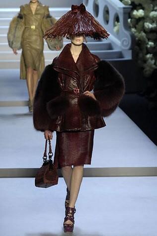 Christian Dior Ready-to-Wear Autumn/Winter 2007/08