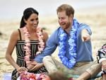 Prince Harry and Meghan's royal tour of Australia - Day 4. Dominic Lipinski/Pool via AP