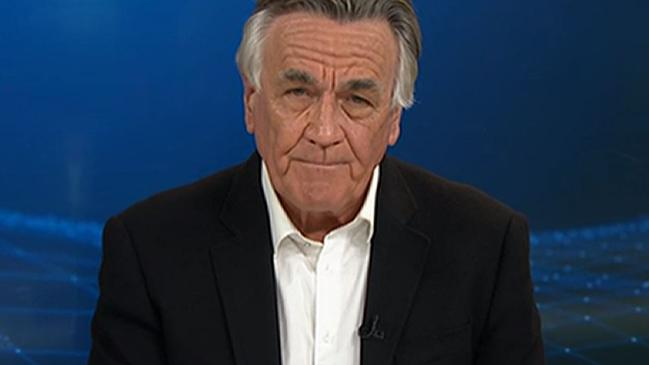 Barrie Cassidy paying tribute to Bob Hawke.
