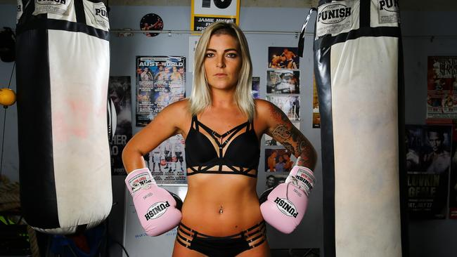 """Lingerie boxing is not """"empowering"""". Even calling it """"sport"""" is a stretch"""