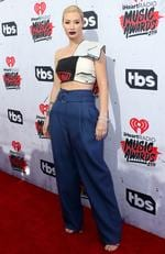 Iggy Azalea attends the iHeartRadio Music Awards at The Forum on April 3, 2016 in Inglewood, California. Picture: Getty
