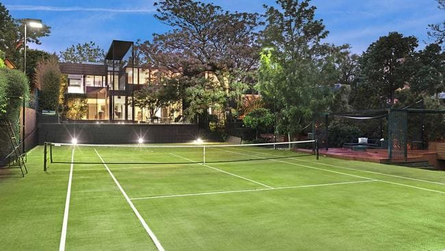 59 Grange Rd, Toorak is for sale.