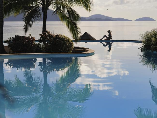 The view is pretty perfect from every direction on Hamilton Island. Picture: iStock