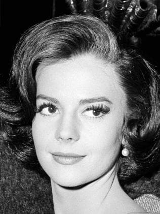 Natalie Wood in 1959. Her husband Robert Wagner is now a 'person of interest' in her 1981 drowning. Picture: AP
