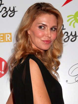 Brandi Glanville from Real Housewives of Beverly Hills allegedly punched actor Gatsby Randolph in the face. Picture: Supplied