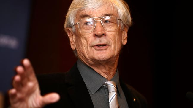 Dick Smith has launched a $1 million campaign to reduce immigration. Picture: Mark Kolbe/Getty Images.