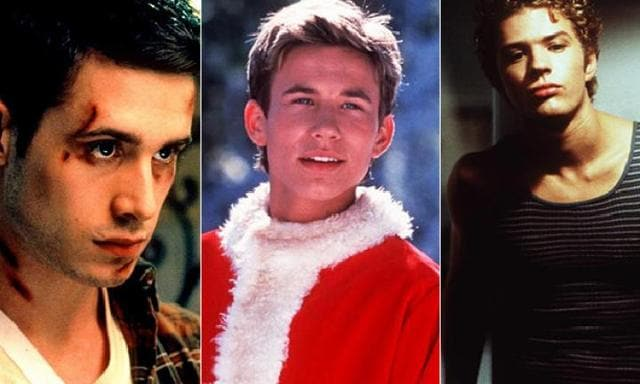 What these '90s heart-throbs look like now
