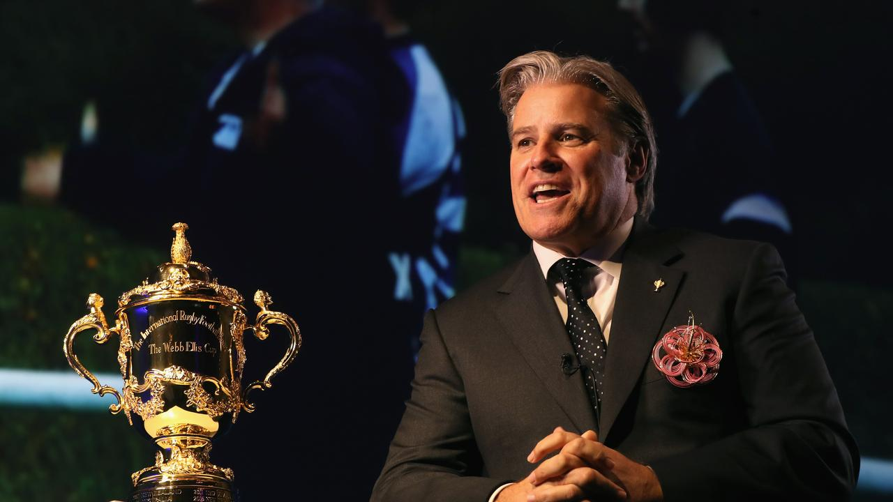 World Rugby boss Brett Gosper says Wallabies star David Pocock hasn't been targeted at the breakdown in recent times.