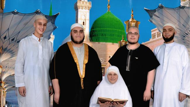 Taha, Hamza, Bilal and Oma Elbaf told their parents they were going for a holiday in Thailand in November but later sent a text message to their sister on Tango saying they had arrived in Syria.