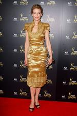 Cate Blanchett arrives at the 2012 AACTA awards at the Sydney Opera House on January 31, 2012. Picture: Getty