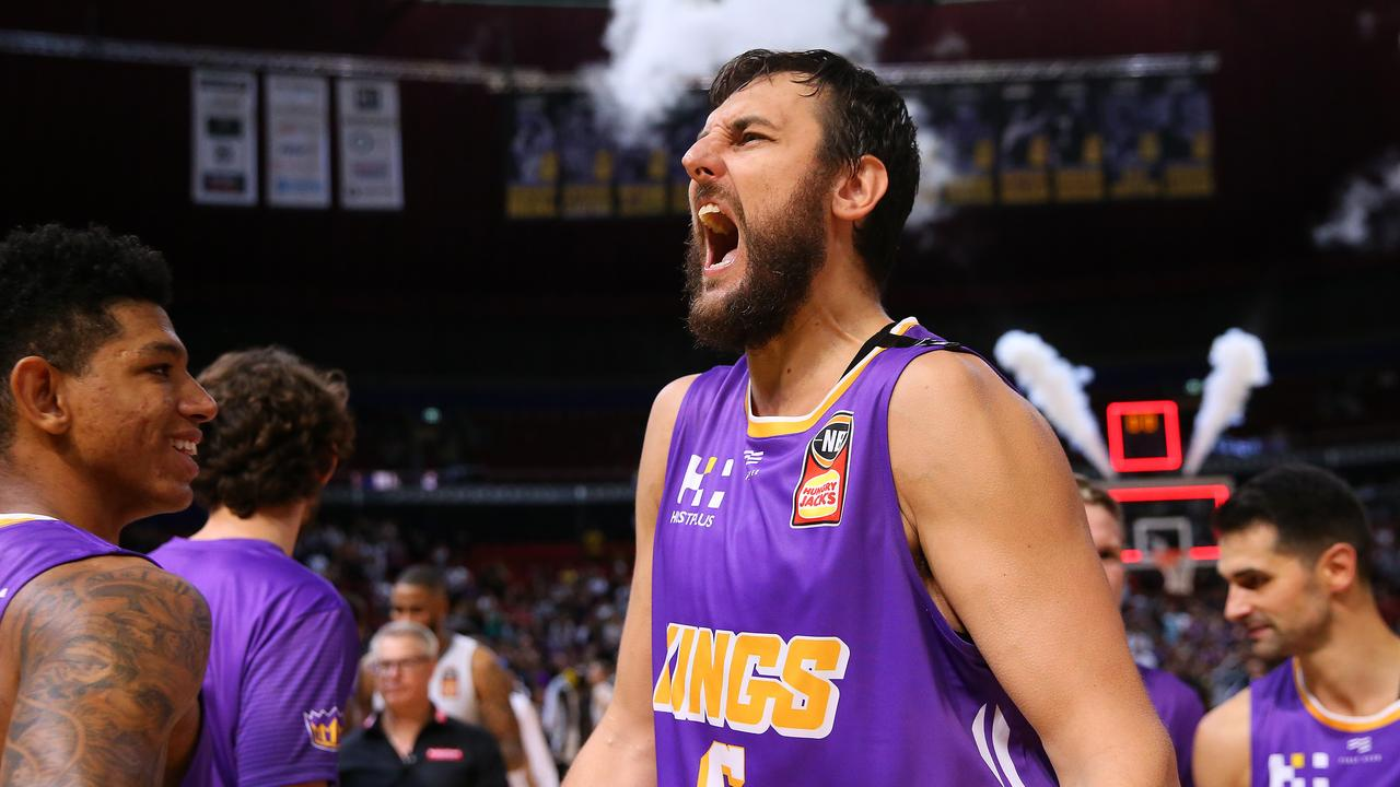 Andrew Bogut may be close to announcing his retirement. (Photo by Jason McCawley/Getty Images)