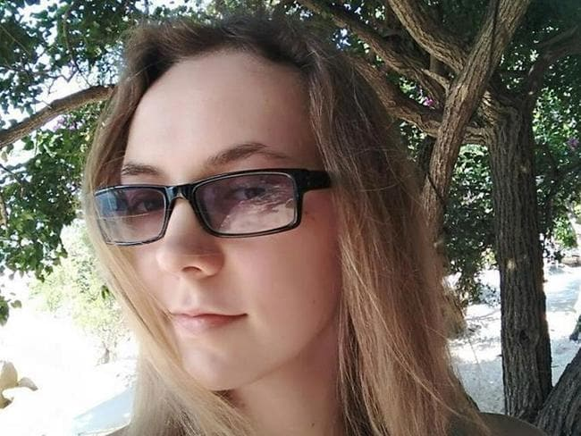 Valentina Novozhyonova, 23, vanished from her hostel on Koh Tao in 2015, sparking a police search. Picture: Facebook