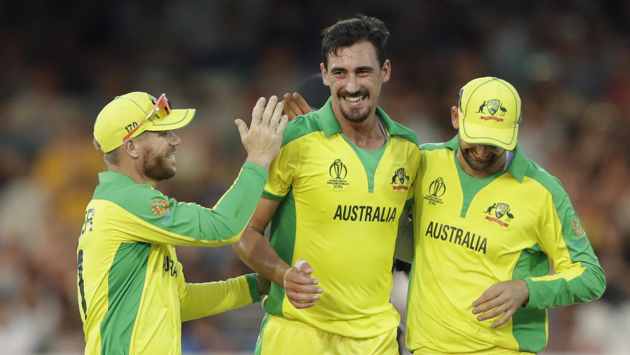 Cricket World Cup 2019 Australia Vs New Zealand Free Live