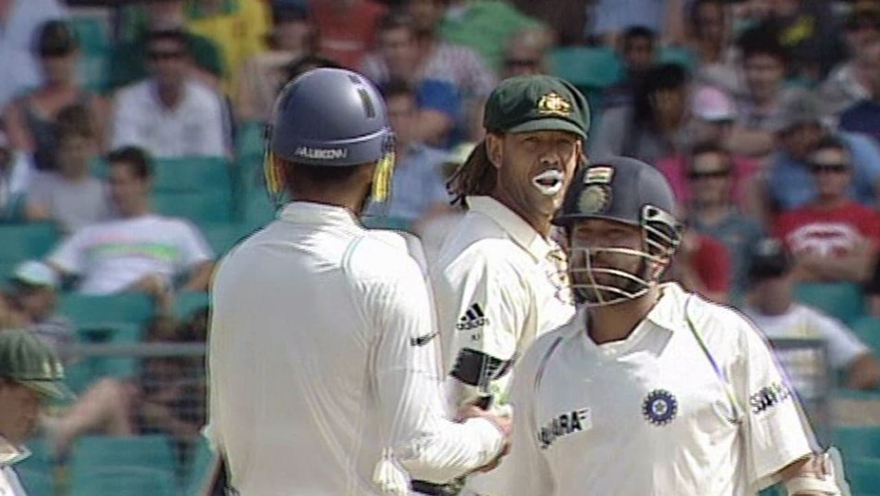 Harbhajan Singh has responded to claims made by Andrew Symonds in a must-watch Fox Sports documentary on 'Monkeygate'