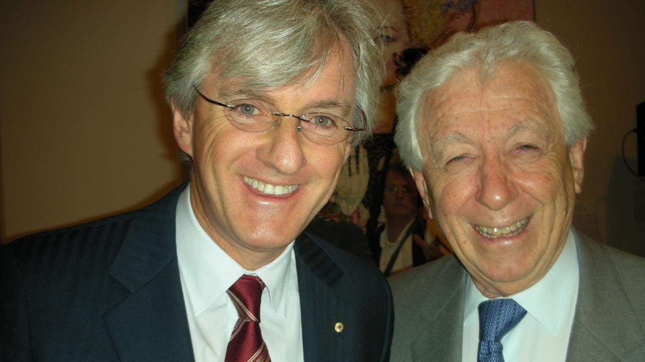 Steven and Frank Lowy