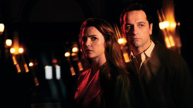 The Americans finale has been described as elegant, potent and unforgettable.