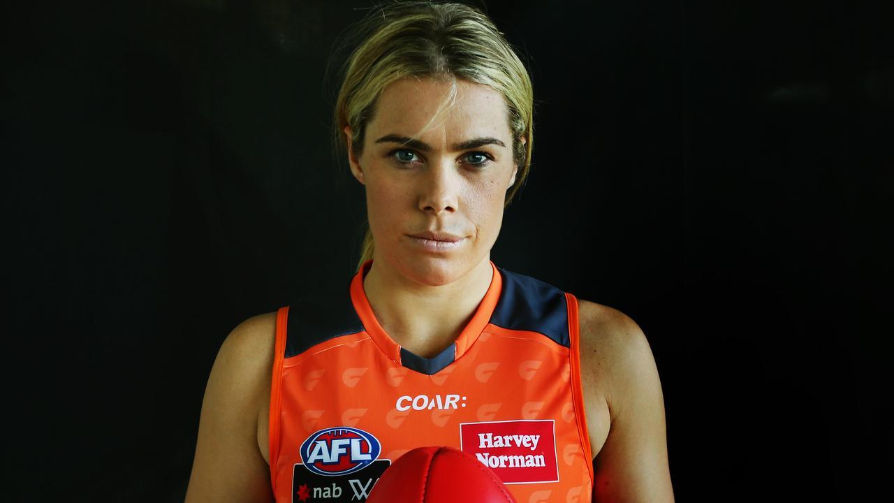 Greater Western Sydney AFLW player Jacinda Barclay passes away – Herald Sun