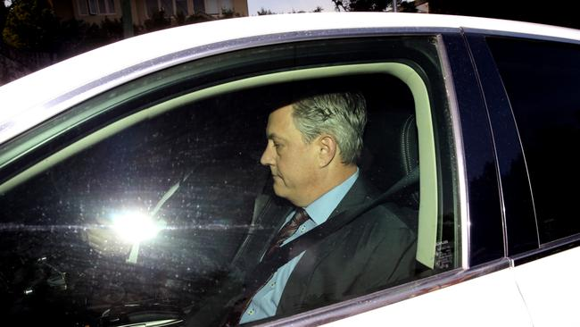 Mr Hartzer has faced increased pressure since the investigation was announced. Picture: Jane Dempster/The Australian