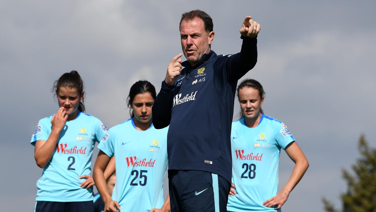 It's understood the Mariners and Stajcic are in the final stages of negotiations.